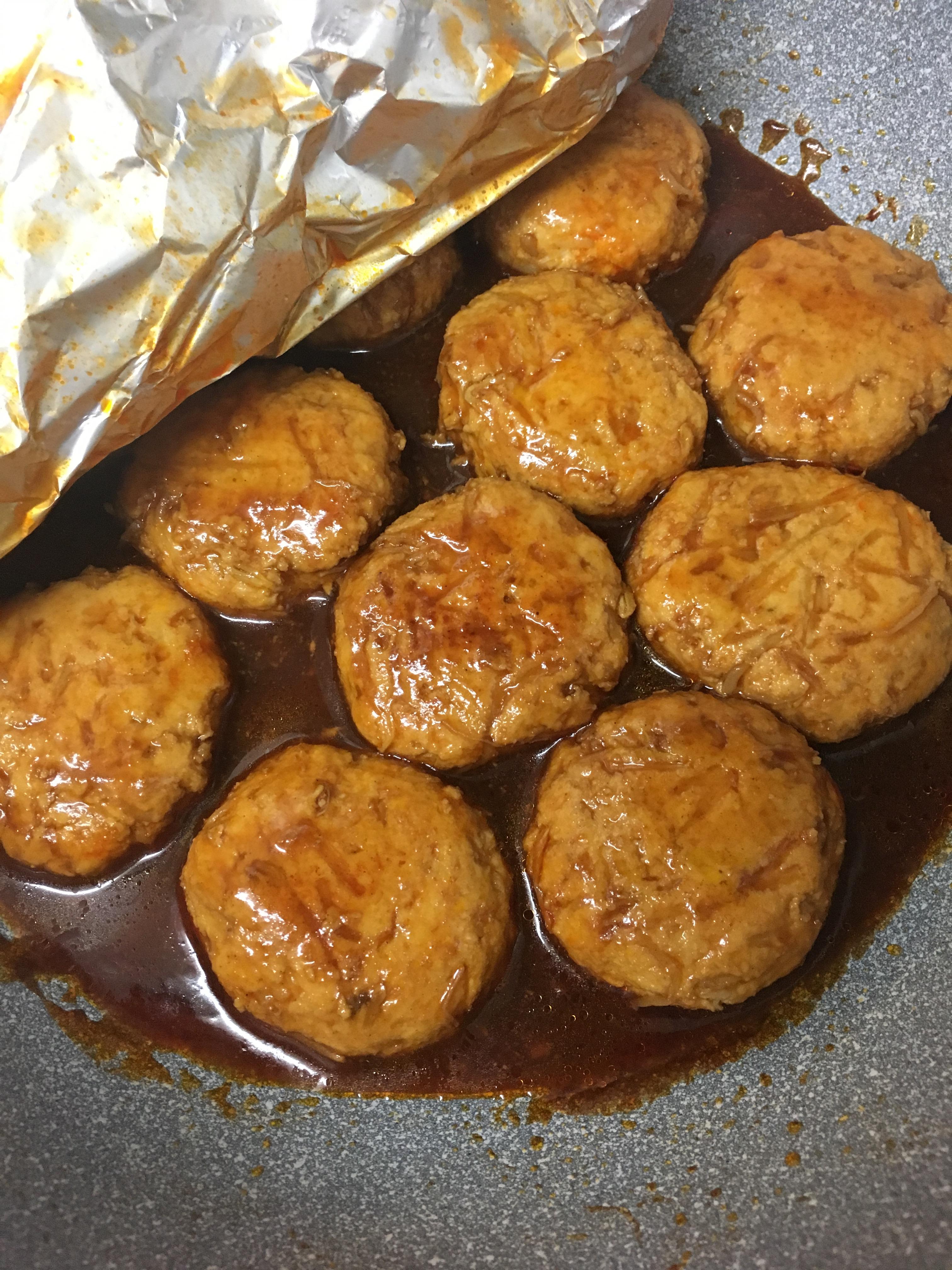 ハンバーグ 鶏 ひき肉